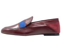 FREDA Slipper bordo