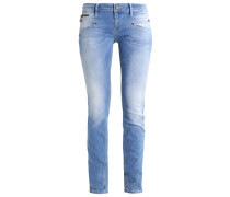 ALEXA Jeans Slim Fit flexy baby blue