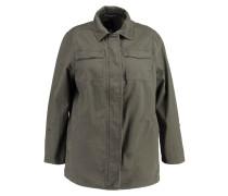 Leichte Jacke - dark khaki