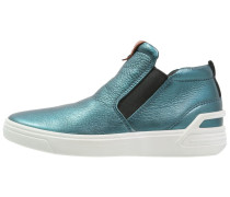GINNIE Sneaker high dioptase metallic/lion