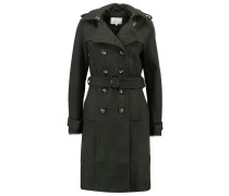 Trenchcoat - moss green