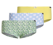 3 PACK Panties lemon juice
