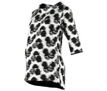 Sweatshirt black/ecru