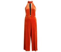 ORYZOPSIS - Jumpsuit - burnt orange