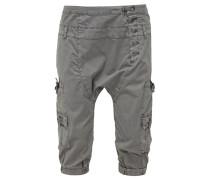 Stoffhose laundry grey