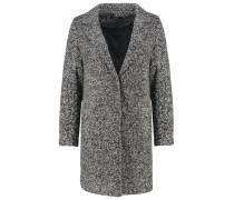 NEPTUN Wollmantel / klassischer Mantel light grey combi