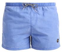 Badeshorts - high blue
