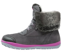 PEU PISTA Snowboot / Winterstiefel dark gray