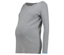 Strickpullover grey heather