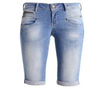 BELIXA Jeans Shorts flexy baby blue
