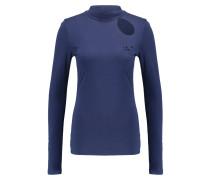 Nachtwäsche Shirt dark blue