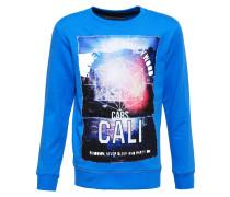 DRAFT Sweatshirt kobalt