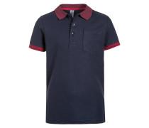 Poloshirt navy blazer