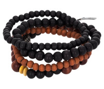TRY Armband black/brown