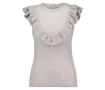 MESTEL - T-Shirt print - argente