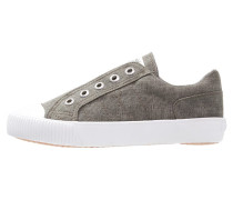 BENNY Slipper light gunmetal