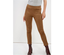 Leggings Hosen beige