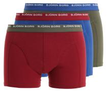 3 PACK Panties tibetan red
