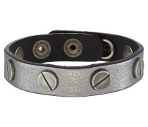 STRONG Armband new silver