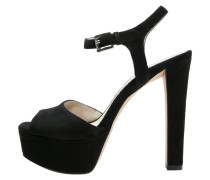 TRISH High Heel Sandaletten black