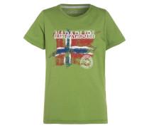 SISALIA - T-Shirt print - piquant green