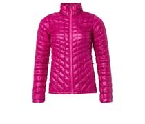 Winterjacke fuschia pink