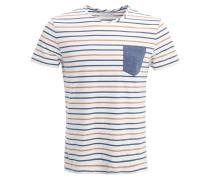 TShirt print off white/multicolored