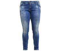 SANNA Jeans Slim Fit blue denim