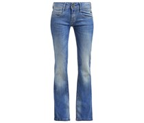 DELISA Jeans Bootcut lightblue denim