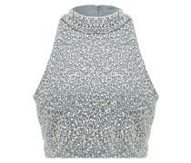 Bluse light grey