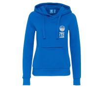 Kapuzenpullover - blue