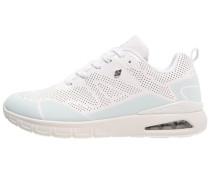 DEMON Sneaker low white/mint
