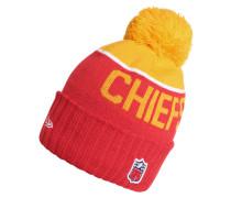 NFL KANSAS CITY CHIEFS - Mütze - red