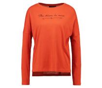 Langarmshirt - orange