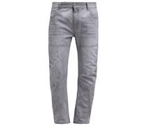 Jeans Straight Leg grey denim