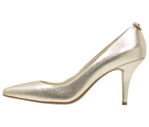 High Heel Pumps pale gold