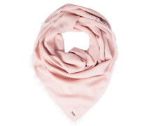 NAFAME Tuch bright pink