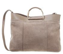 Handtasche taupe