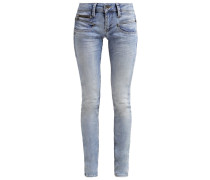 ALEXA Jeans Slim Fit flexy bleached