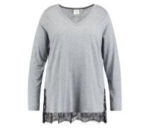 JRMELLI Langarmshirt medium grey melange