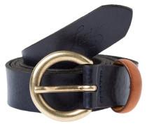 Gürtel navy blue
