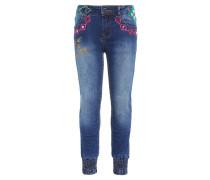 MAESTRE Jeans Slim Fit denim medium wash