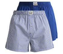 2 PACK Boxershorts blue