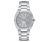 TANK Uhr silvercoloured