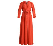 Maxikleid red ochre