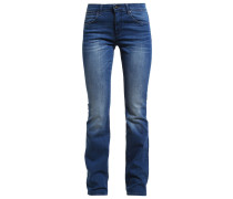 AVERY Jeans Bootcut pool blue