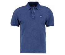 REGULAR FIT Poloshirt blau