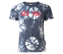 ECORSE - T-Shirt print - french blue