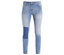 JULIA - Jeans Slim Fit - mid blue
