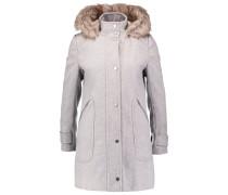 Wollmantel / klassischer Mantel mid grey